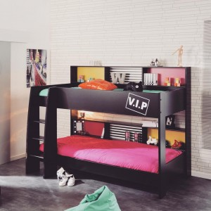 Des lits superposs pour des enfants heureux deco decoration decorhellip
