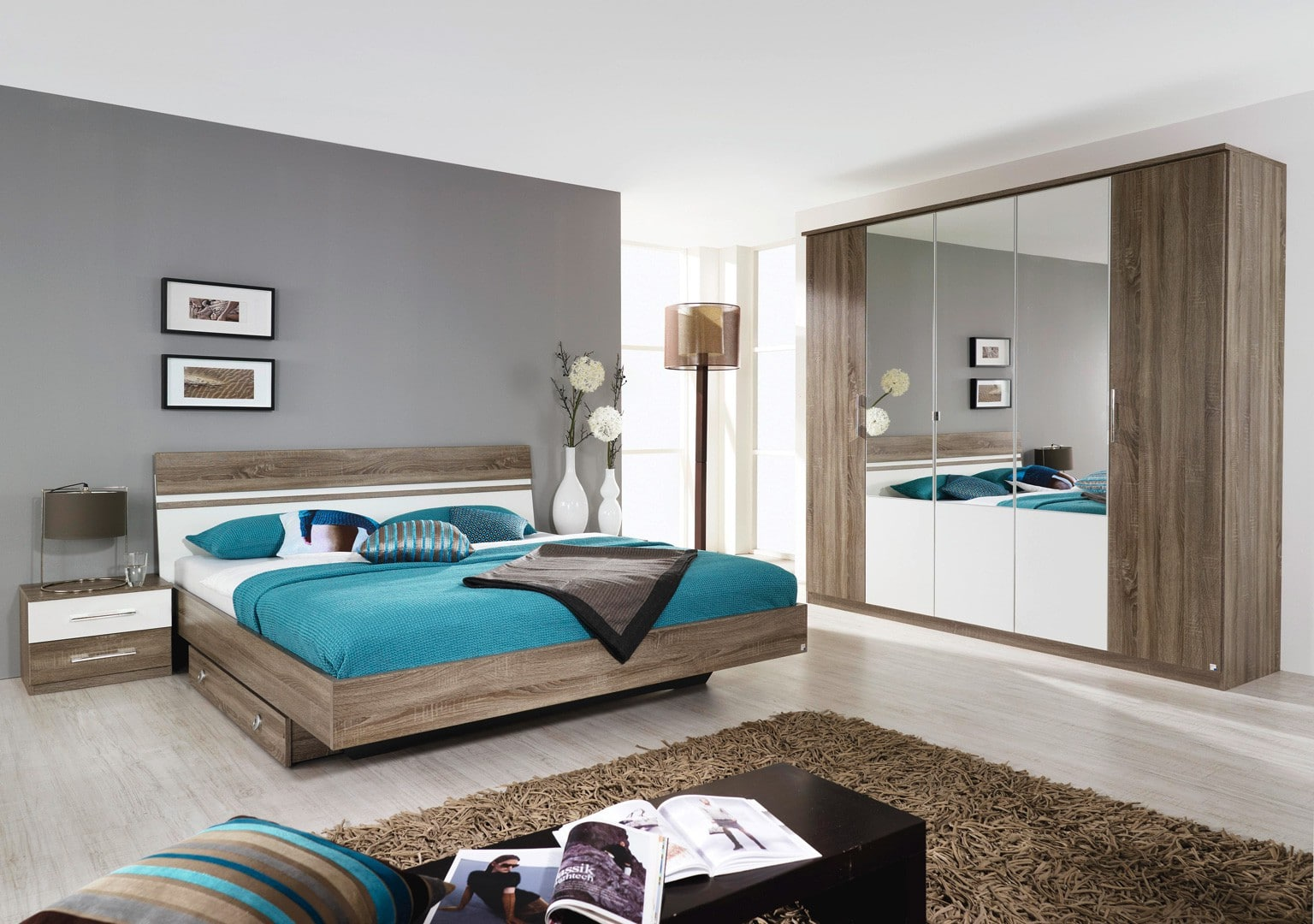 ambiance chaleureuse dans la chambre coucher matelpro. Black Bedroom Furniture Sets. Home Design Ideas