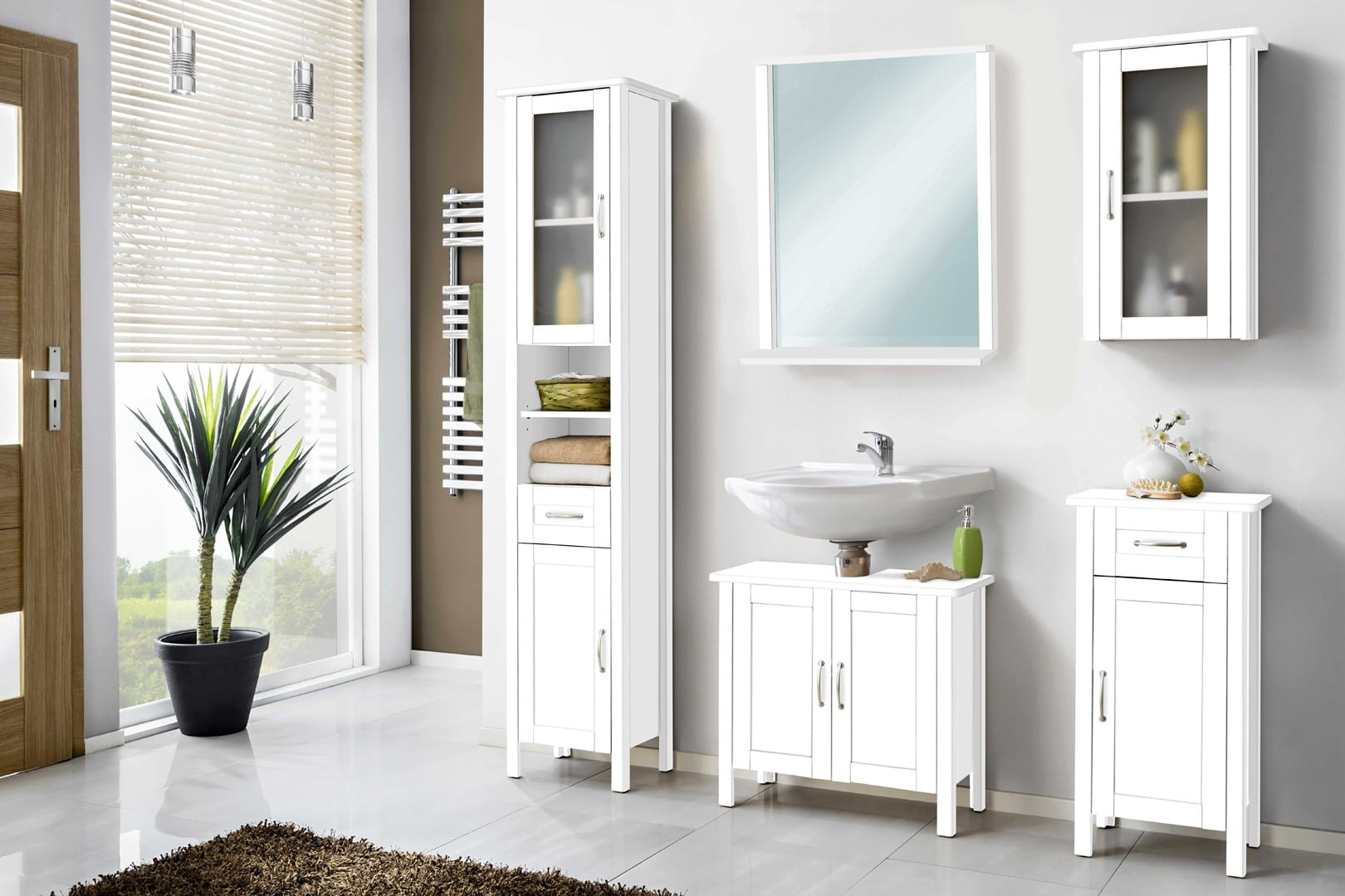 De la fonctionnalité dans votre salle de bain - Le blog Matelpro
