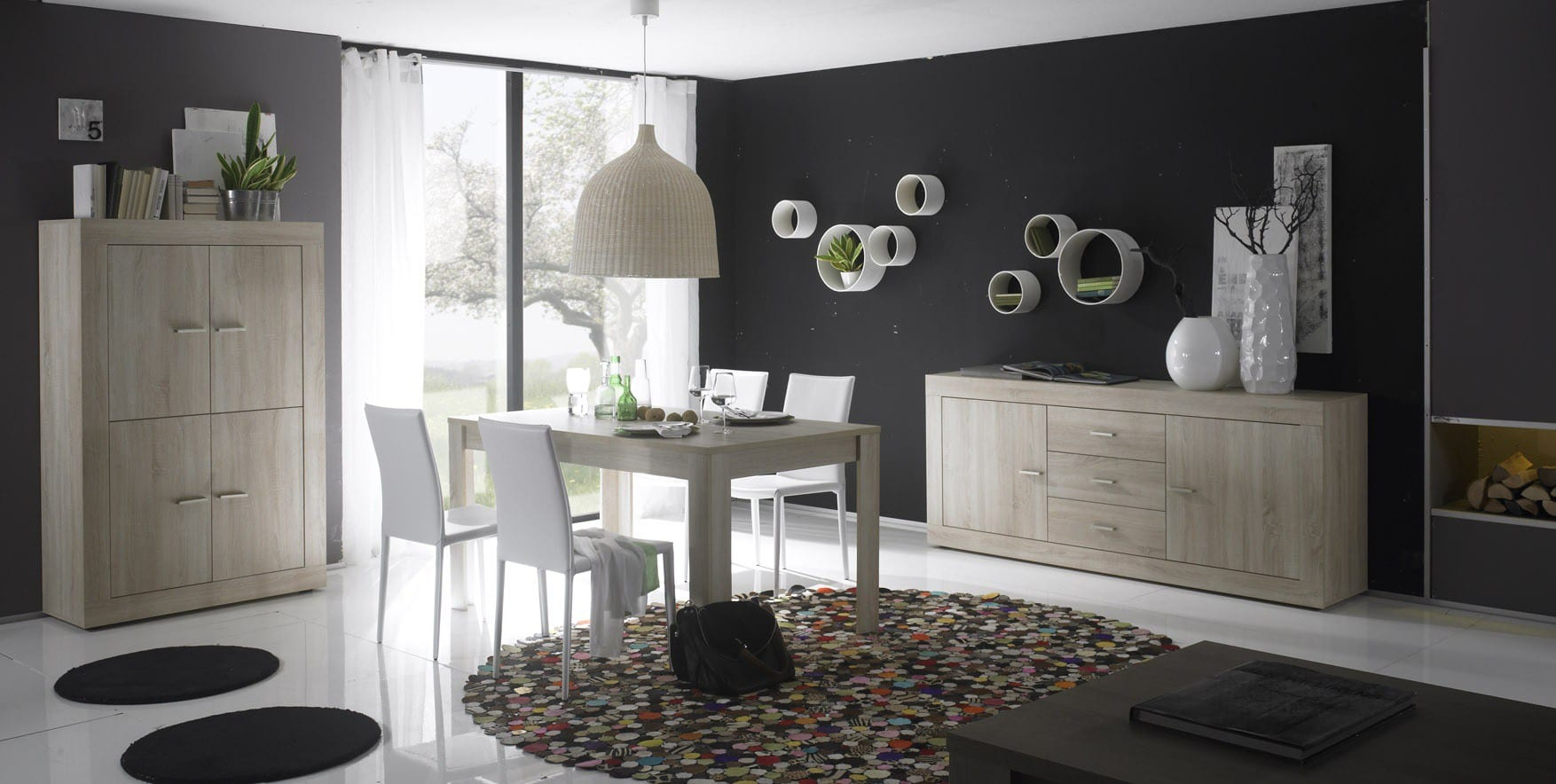moderniser votre int rieur gr ce une salle manger. Black Bedroom Furniture Sets. Home Design Ideas