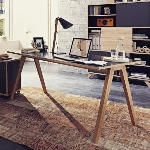 Un bureau pur de style scandinave pour une efficacit sanshellip