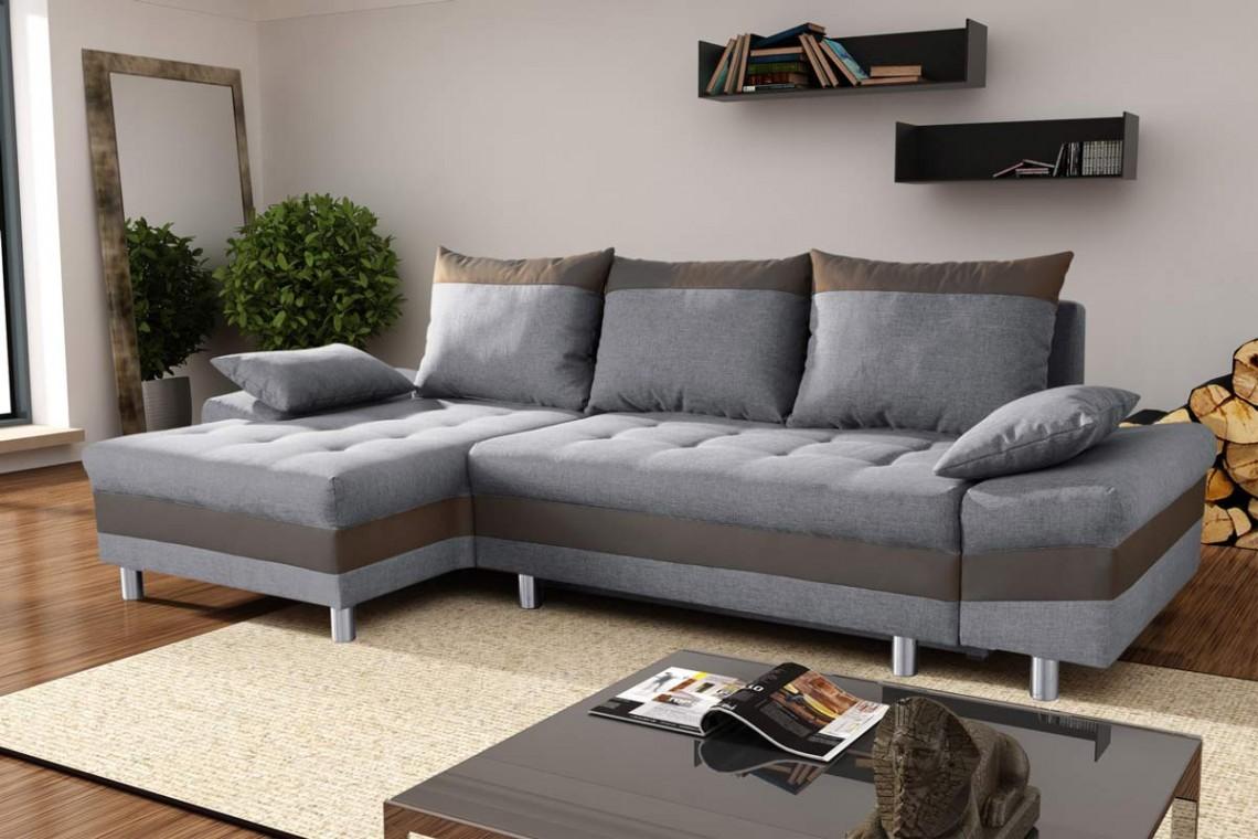 Le canapé gris, un indémodable