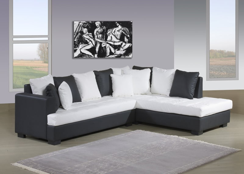 Canapé d'angle GENOA2