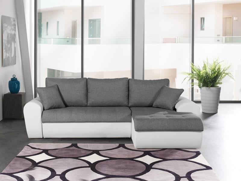 Canapé d'angle Azalé