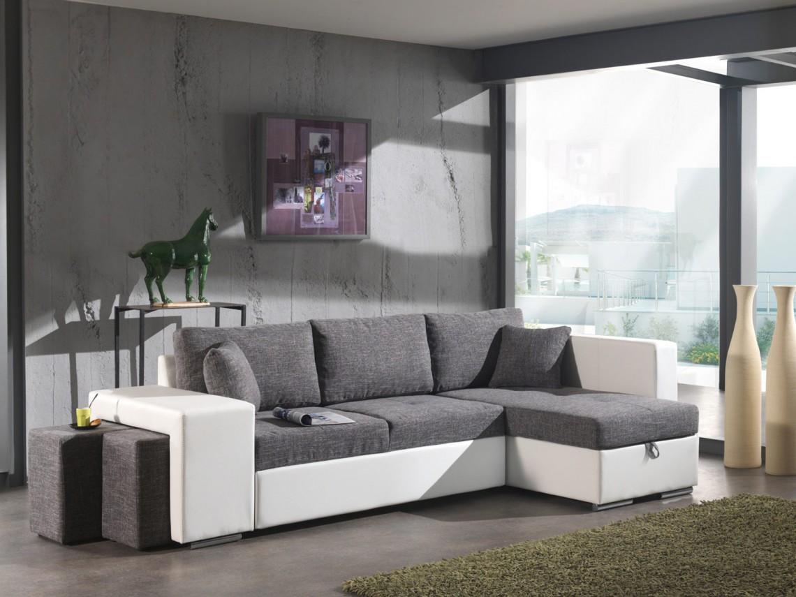 Canapé d'angle Yanis