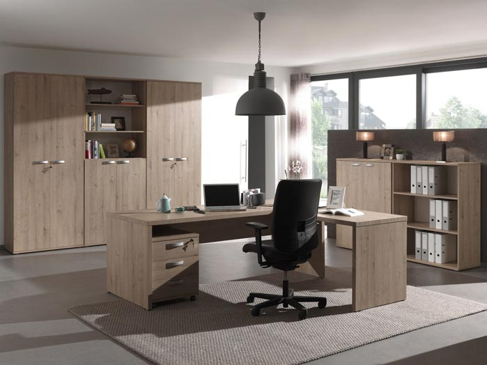 Ensemble de bureau contemporain