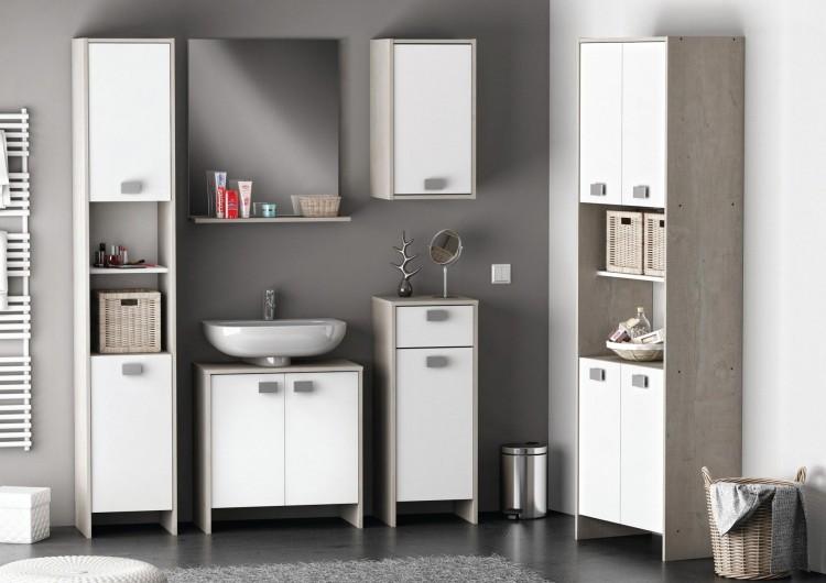 Une salle de bain pratique et élégante, c'est possible!
