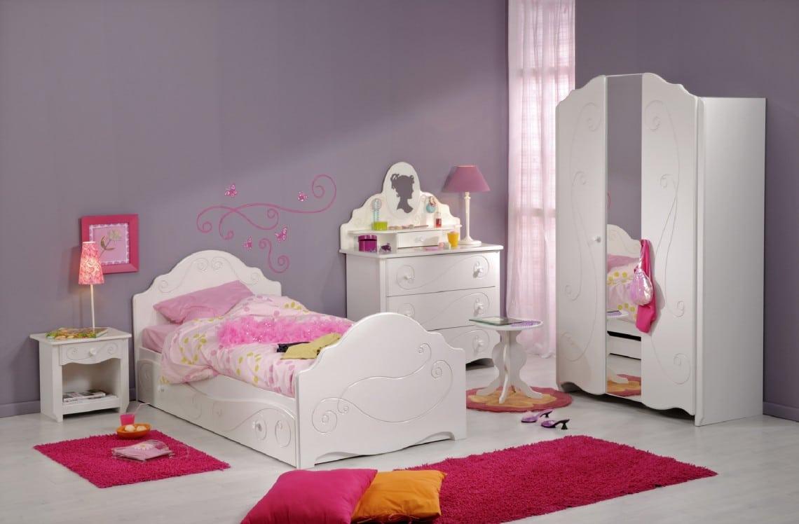 zoom sur le mobilier pour enfants