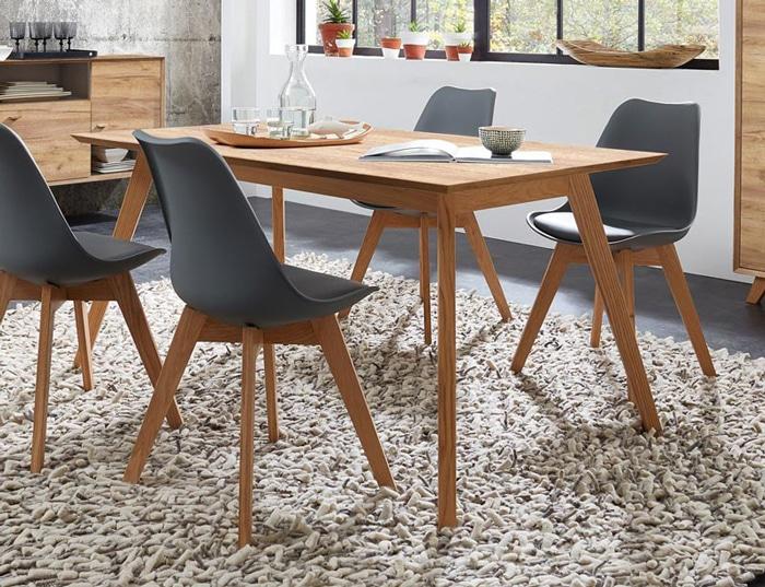 Trouvez la table de salle manger qui vous correspond for Table salle a manger qui se deploie