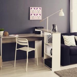 Un bureau dangle discret et pratique des lignes simples pourhellip