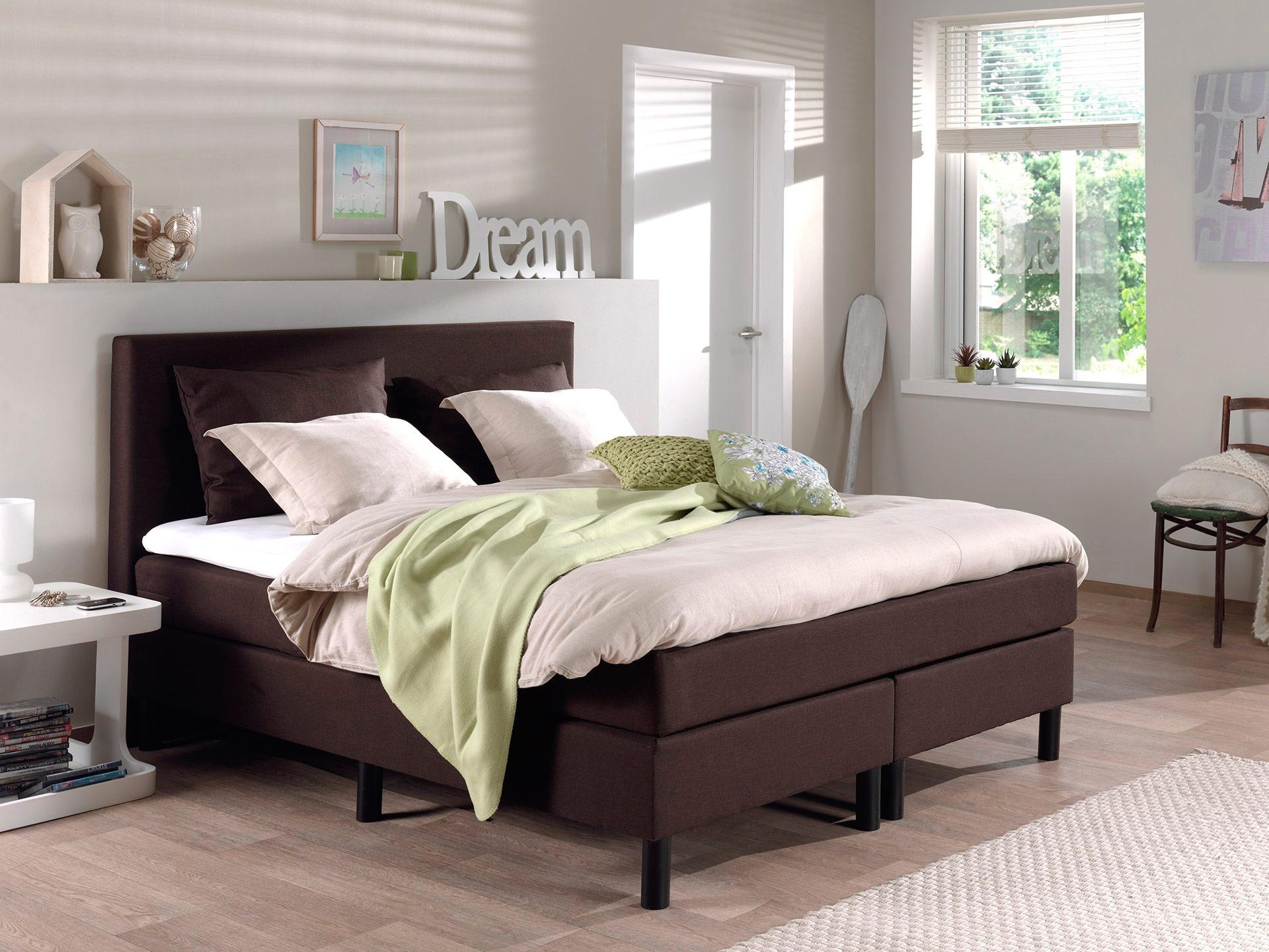 le boxspring le must de la literie blog matelpro. Black Bedroom Furniture Sets. Home Design Ideas