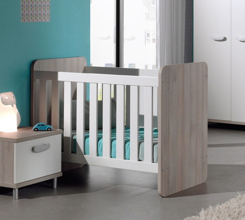 une chambre pour b b pratique et chaleureuse le blog matelpro. Black Bedroom Furniture Sets. Home Design Ideas