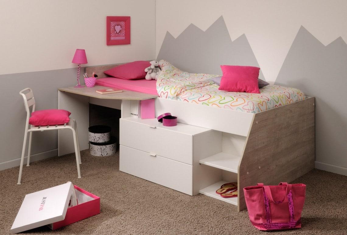 lit combiné ideal pour les petits espaces