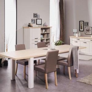 Une salle  manger moderne accueillante et chaleureuse deco decorationhellip
