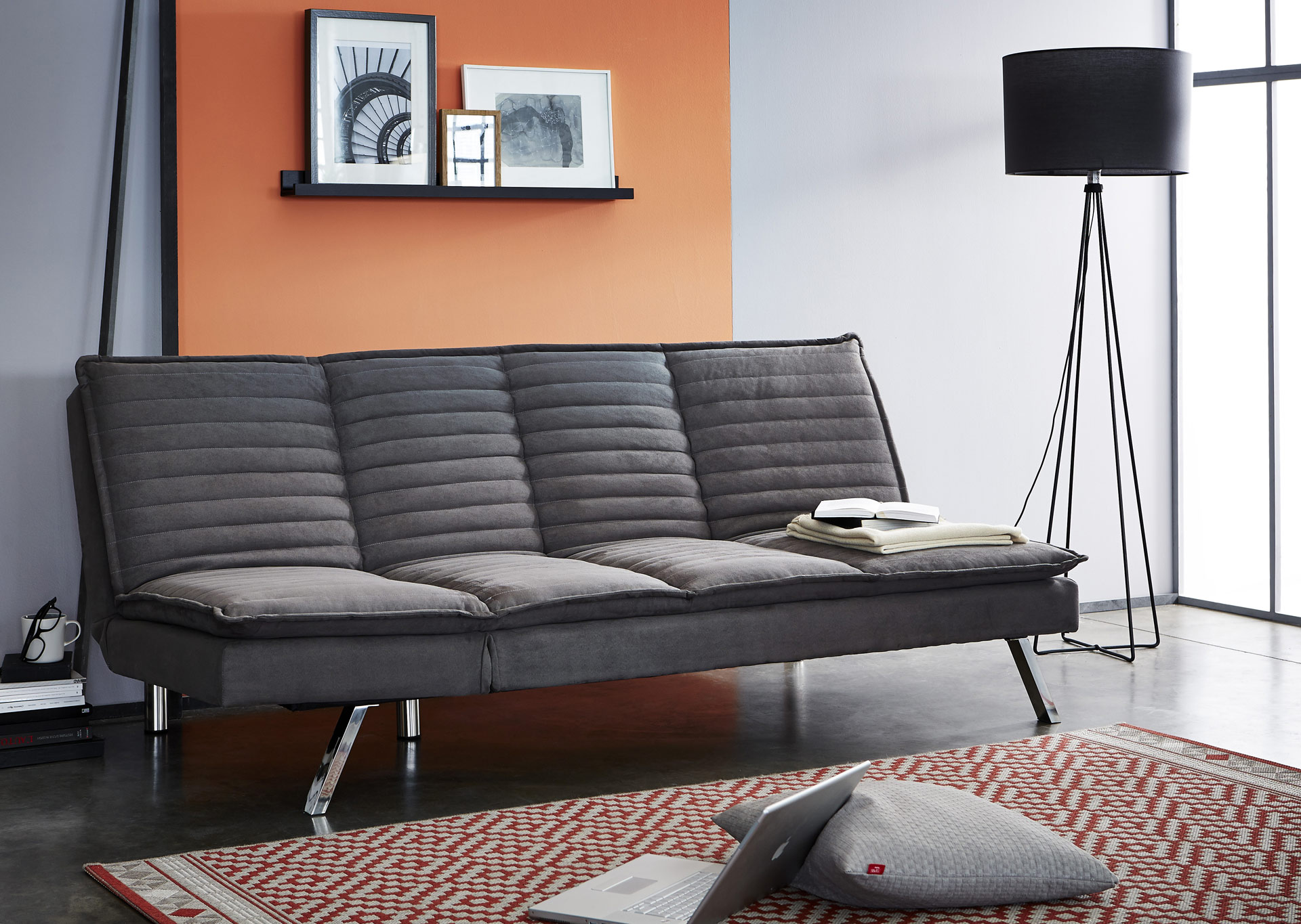 clic clac le lit d appoint id al blog matelpro. Black Bedroom Furniture Sets. Home Design Ideas