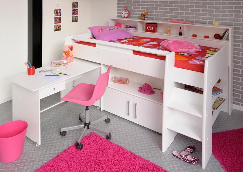 Le lit combiné idéal pour les petites chambres matelpro