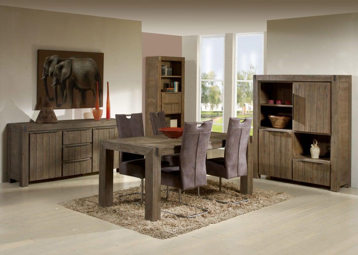 Le meuble en bois massif, une valeur sûre