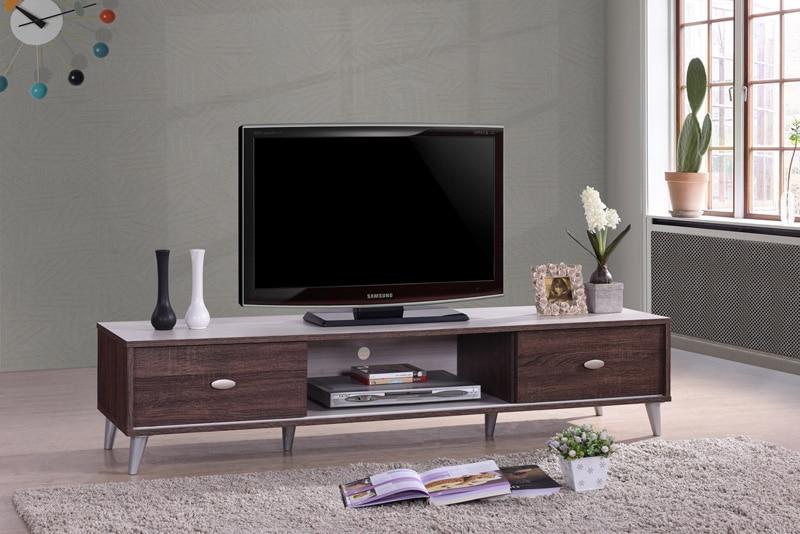 meuble-tv-contemporain-150-cm-coloris-noyer-blanc-amira