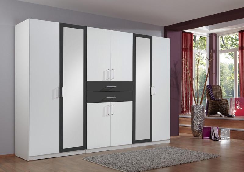 armoire-adulte-contemporaine-270-cm-coloris-blanc-anthracite-hortensia