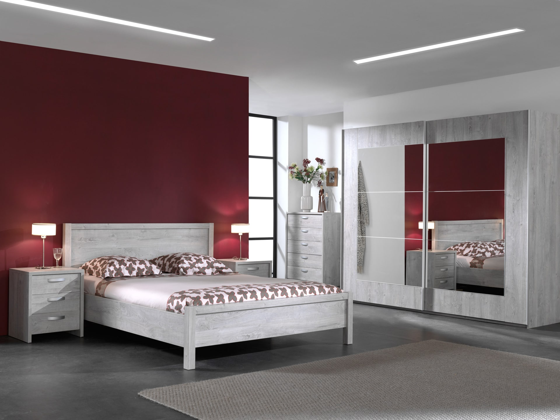 meubles de rangement pour la chambre blog matelpro. Black Bedroom Furniture Sets. Home Design Ideas