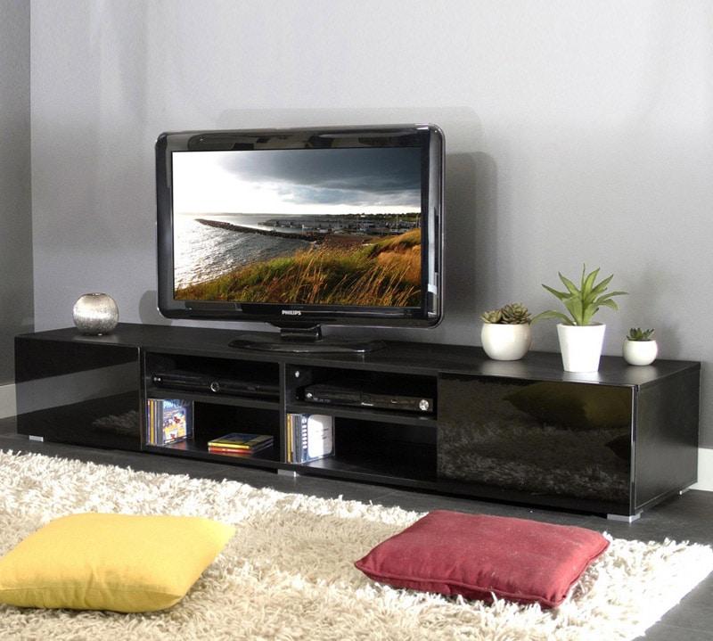 meuble-tv-design-noir