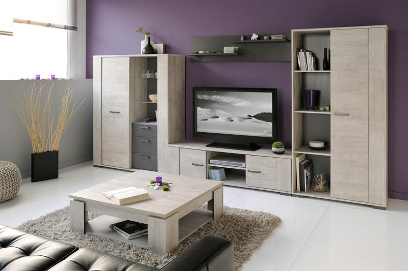 mobilier de salon pratique et chaleureux