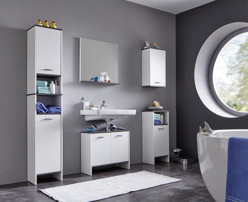 mobilier de salle de bain pratique