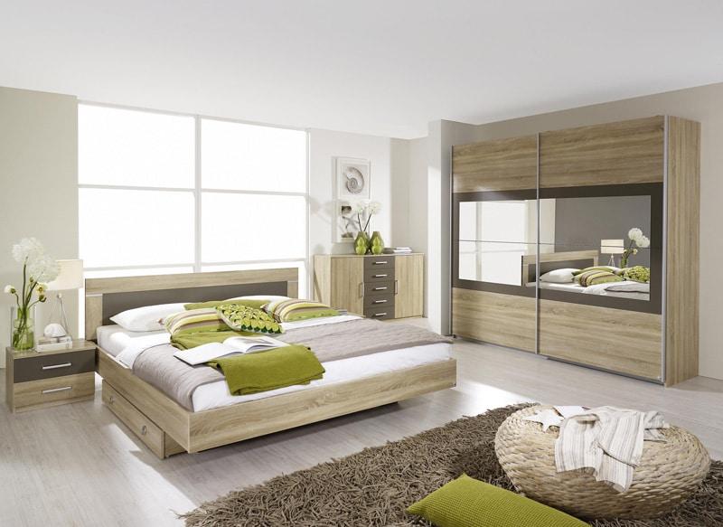 une chambre complète à prix réduit