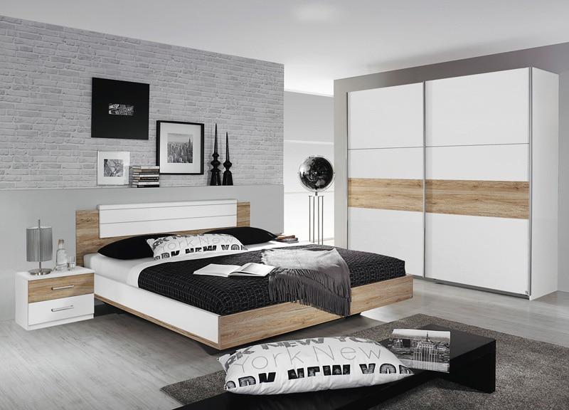 chambre à coucher adulte moderne