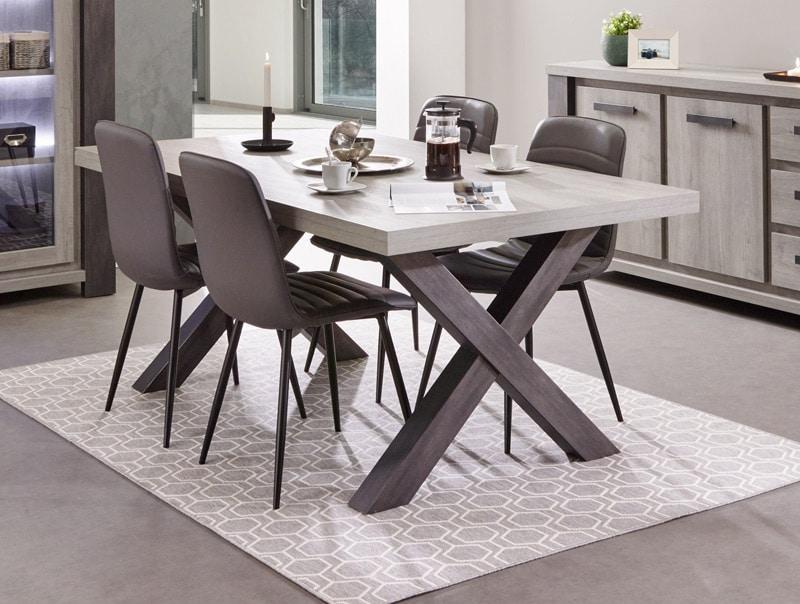table de salle à manger moderne