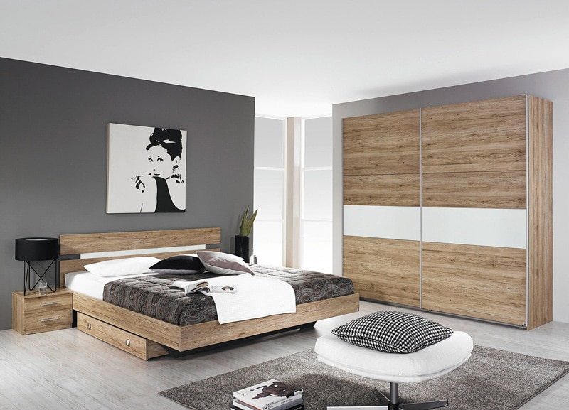 chambre adulte contemporaine pratique