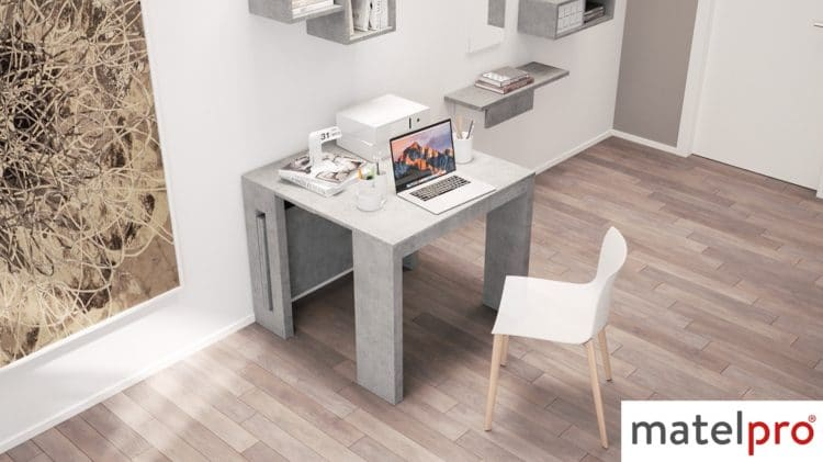 Concours - Table console extensible