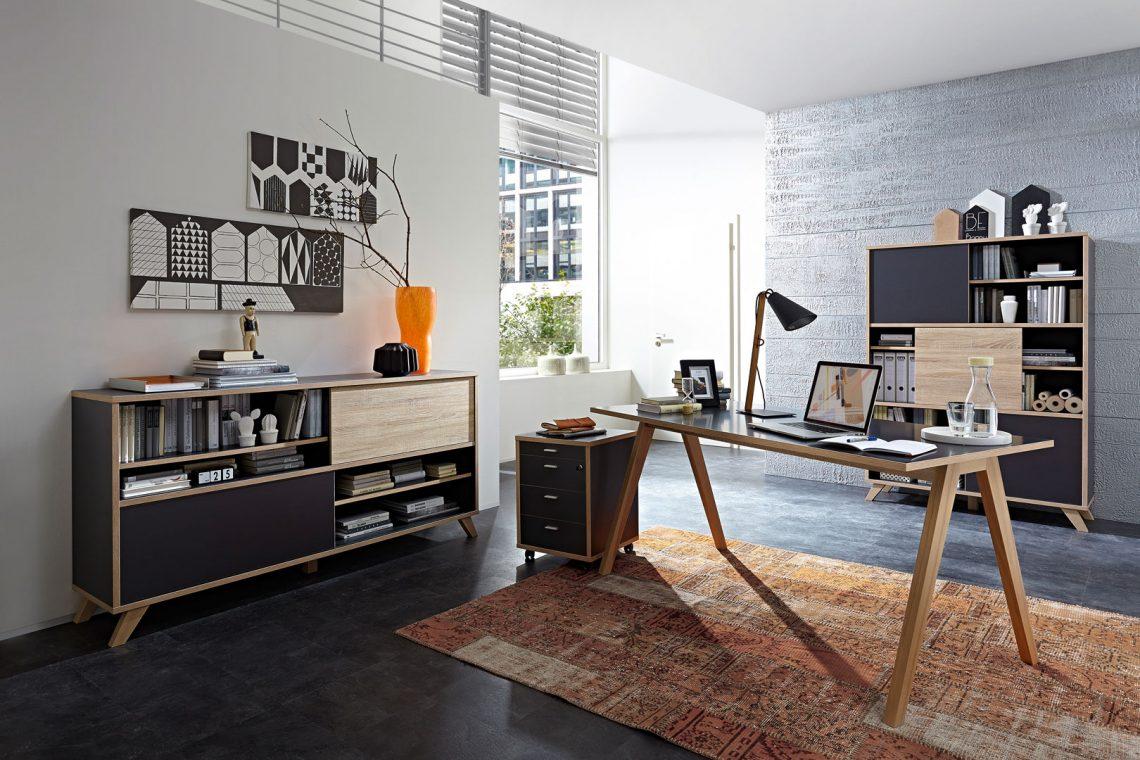 bureau zen et cocooning