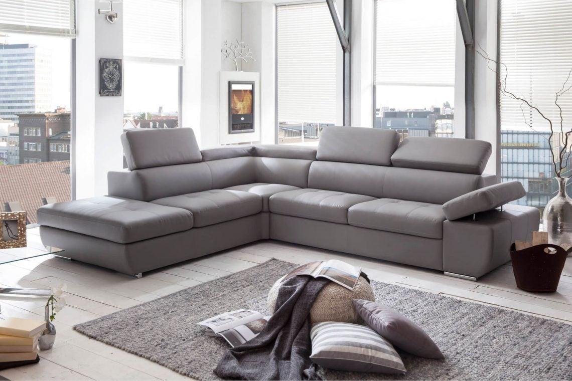 canapé d'angle design