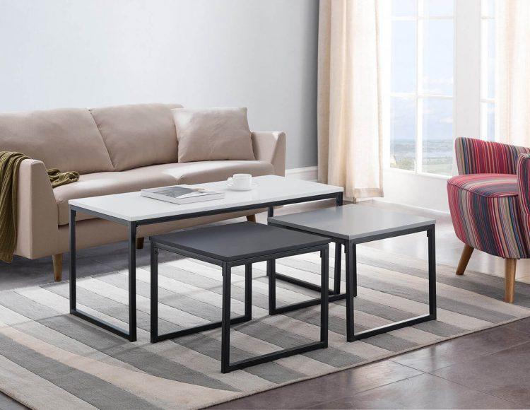 Couronnez votre salon avec une table basse