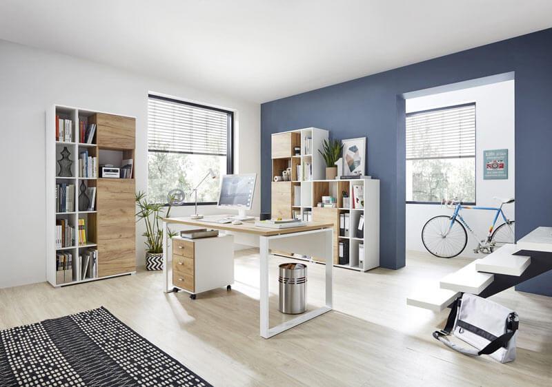 ensemble de bureau moderne