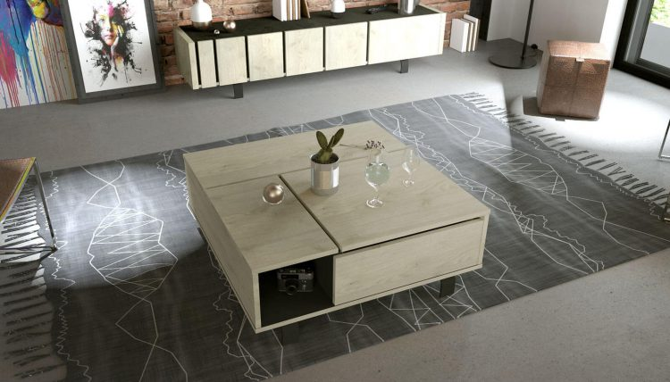 table basse relevante