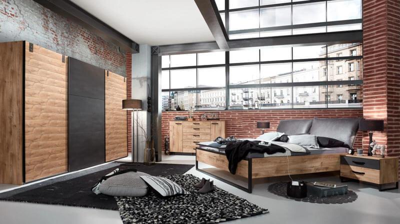 meuble de rangement industriel