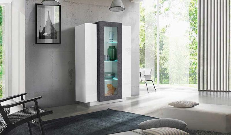 vitrine moderne