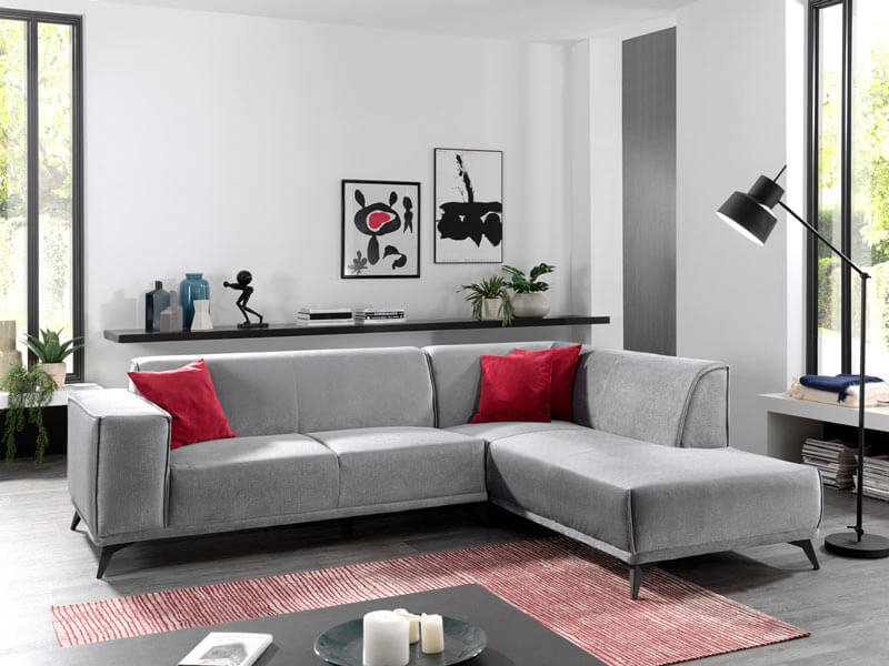 canapé contemporain